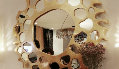 50 Schönsten Spiegel für zeitlos Haus-dekor spiegel 50 Schönsten Spiegel für zeitlos Haus-dekor 2017 april brabbu isaloni HR 40 409x237