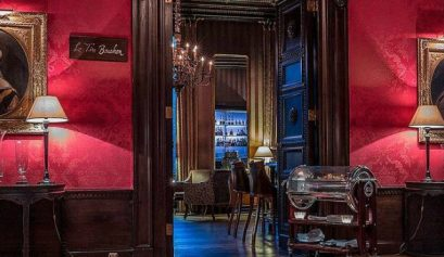 Luxus und Elegante Innenarchitektur Projekte bei Patrick Hellmann