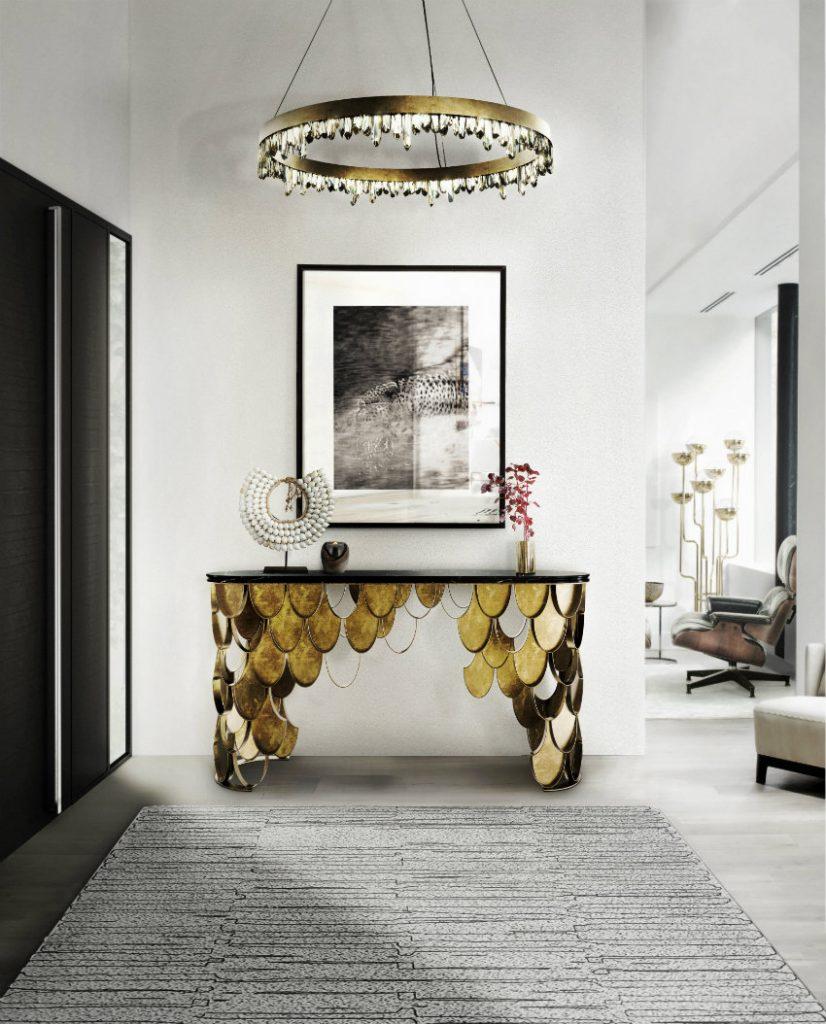 Luxus Konsole 50 Luxus Konsole für atemberaubende Eingangshalle – Teil I BB Hall 15