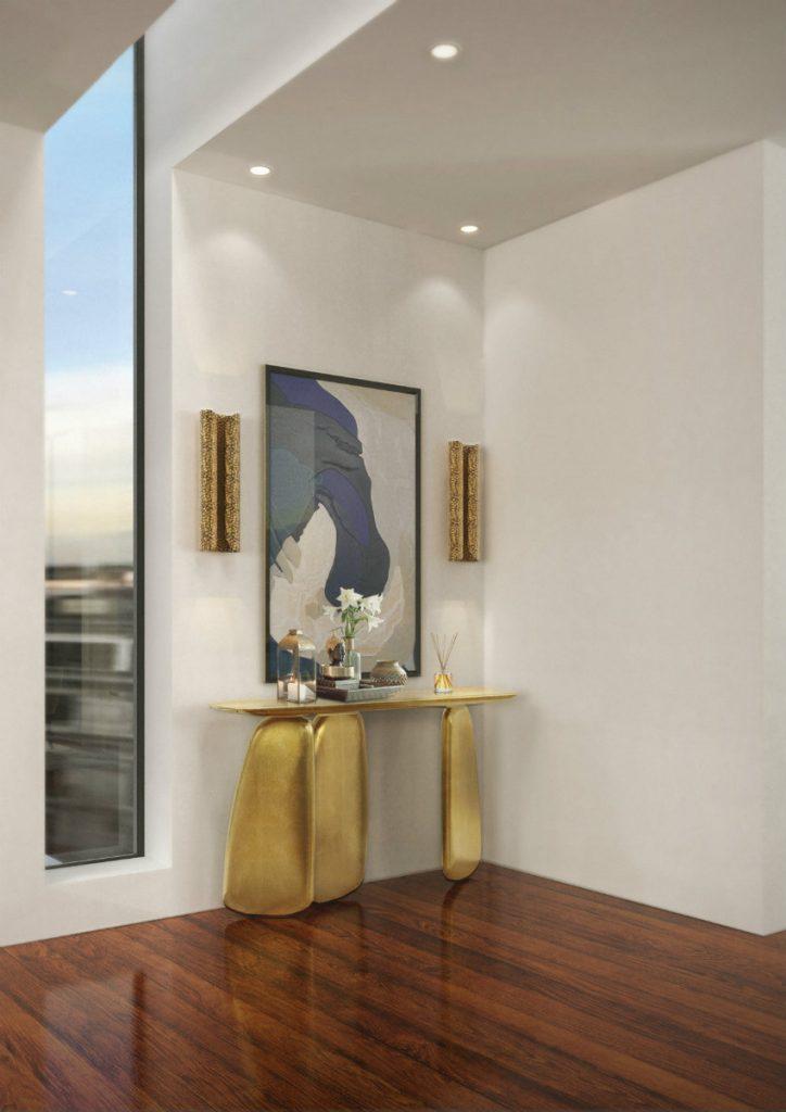 luxus konsole 50 Luxus Konsole für atemberaubende Eingangshalle – Teil II BB Hall 19