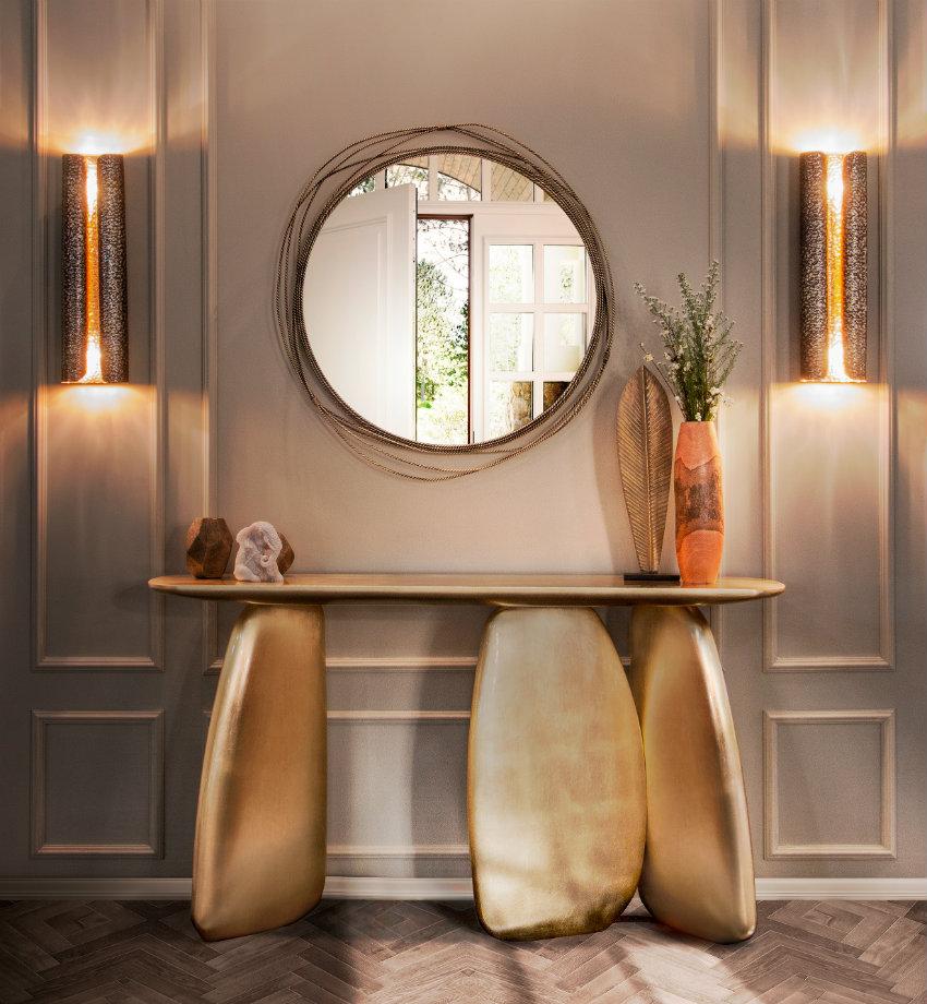 Luxus Konsole 50 Luxus Konsole für atemberaubende Eingangshalle – Teil I BB Hall mar17 2 3