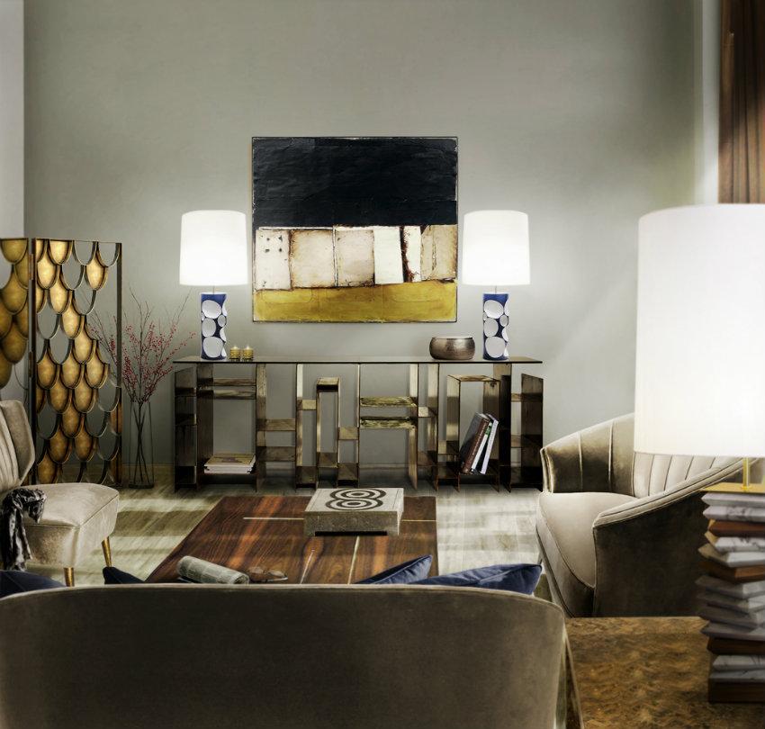 luxus konsole 50 Luxus Konsole für atemberaubende Eingangshalle – Teil II BB Living Room 18 1