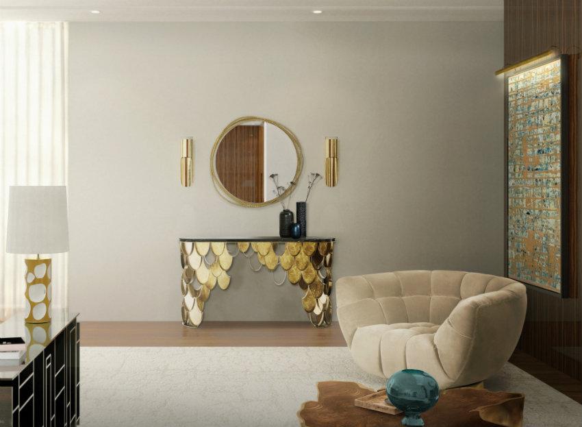 Luxus Konsole 50 Luxus Konsole für atemberaubende Eingangshalle – Teil I BB Living Room 34