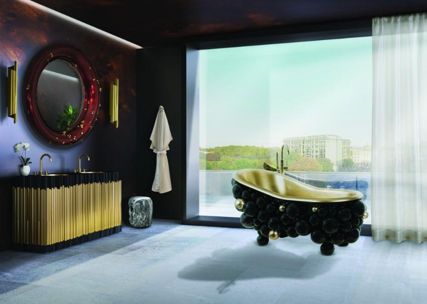 50 Schönsten Stücke für zeitlos Haus-dekor spiegel 50 Schönsten Spiegel für zeitlos Haus-dekor BB Project London Hotel 10