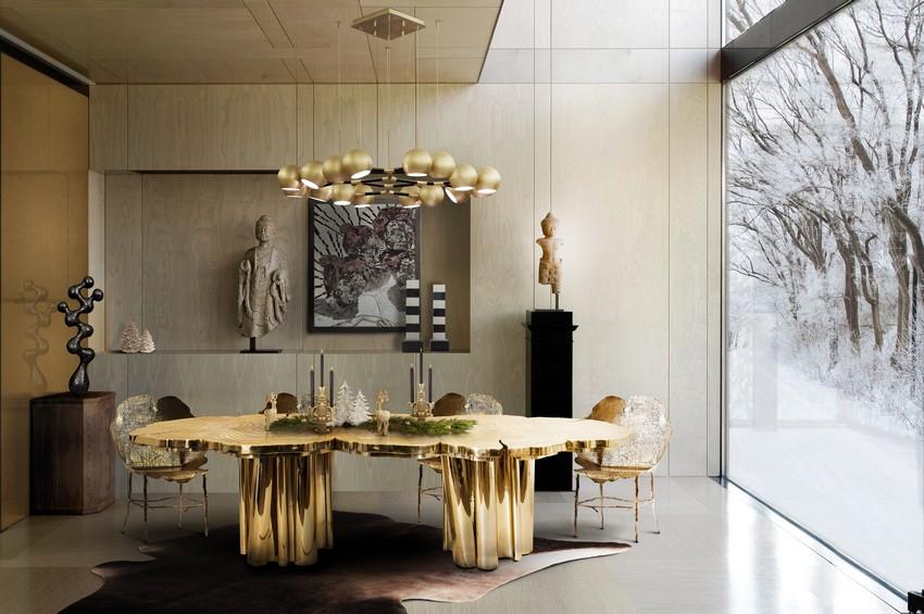 50 Neue Dekoration Geheimnisse von Top Luxus Marken – Teil I Luxus Marken 50 Neue Dekoration Geheimnisse von Top Luxus Marken – Teil I BL Dining Room 4