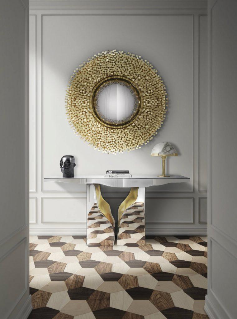 Luxus Konsole 50 Luxus Konsole für atemberaubende Eingangshalle – Teil I BL Hall 1 1