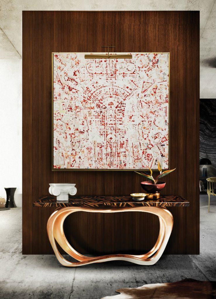 Luxus Konsole 50 Luxus Konsole für atemberaubende Eingangshalle – Teil I BL Hall 12 1