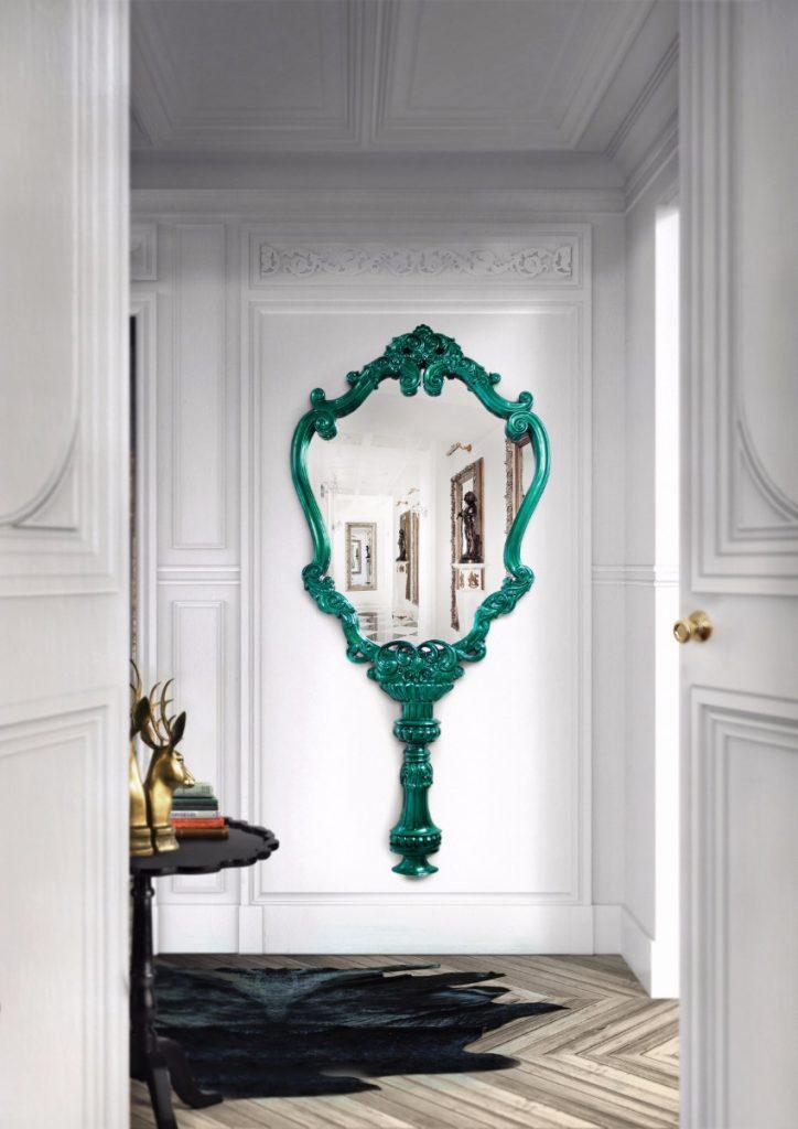 50 Schönsten Stücke für zeitlos Haus-dekor spiegel 50 Schönsten Spiegel für zeitlos Haus-dekor BL Hall 14
