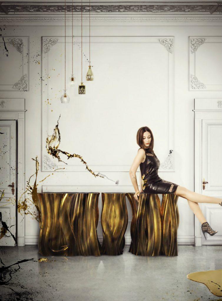 luxus konsole 50 Luxus Konsole für atemberaubende Eingangshalle – Teil II BL Hall 19
