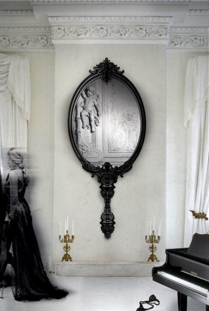 50 Schönsten Stücke für zeitlos Haus-dekor spiegel 50 Schönsten Spiegel für zeitlos Haus-dekor BL Hall 2 1