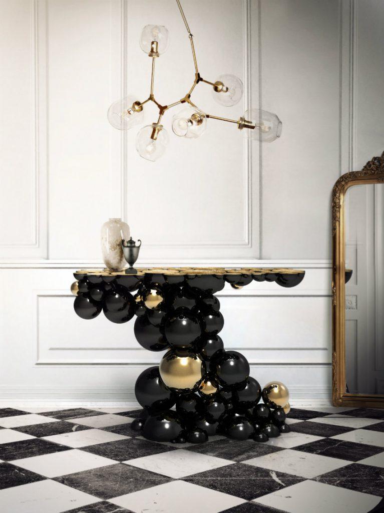 luxus konsole 50 Luxus Konsole für atemberaubende Eingangshalle – Teil II BL Hall 20 3