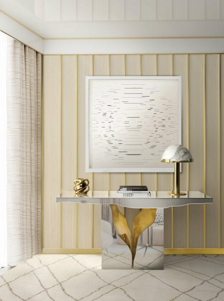 Luxus Konsole 50 Luxus Konsole für atemberaubende Eingangshalle – Teil I BL Hall 4 1