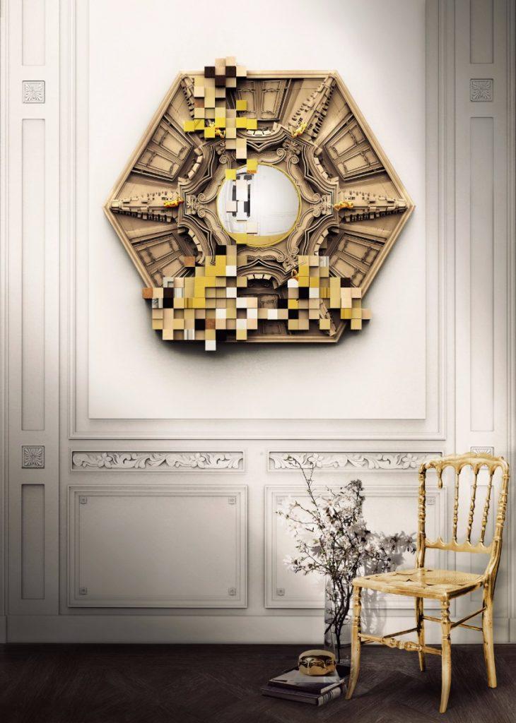 50 Schönsten Stücke für zeitlos Haus-dekor spiegel 50 Schönsten Spiegel für zeitlos Haus-dekor BL Hall 9 1