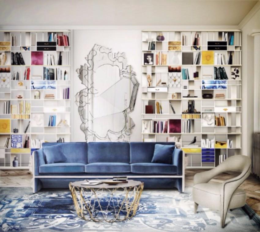 Top 50 beste Einrichtungsideen zu Luxus Wohnzimmer Dekor- Teil I  Einrichtungsideen Top 50 beste Einrichtungsideen zu Luxus Wohnzimmer Dekor- Teil I BL Project Paris Apartment 7 1