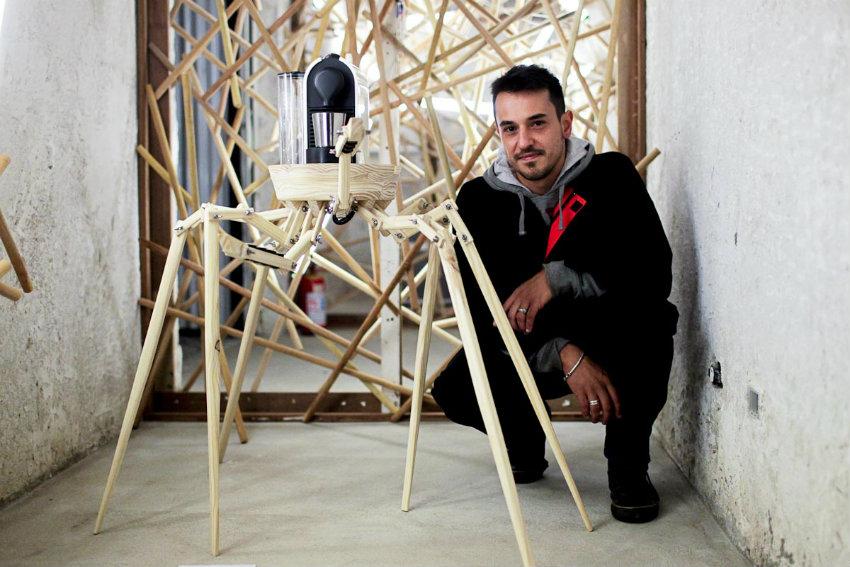 design möbel Top 8 Design Möbel in Insekten inspiriert Bruno Freires2