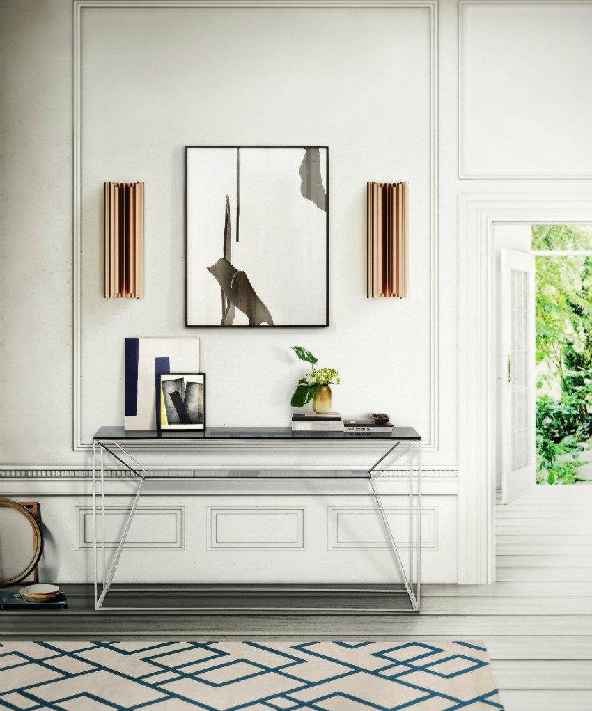 luxus konsole 50 Luxus Konsole für atemberaubende Eingangshalle – Teil II DL Hall 17 4