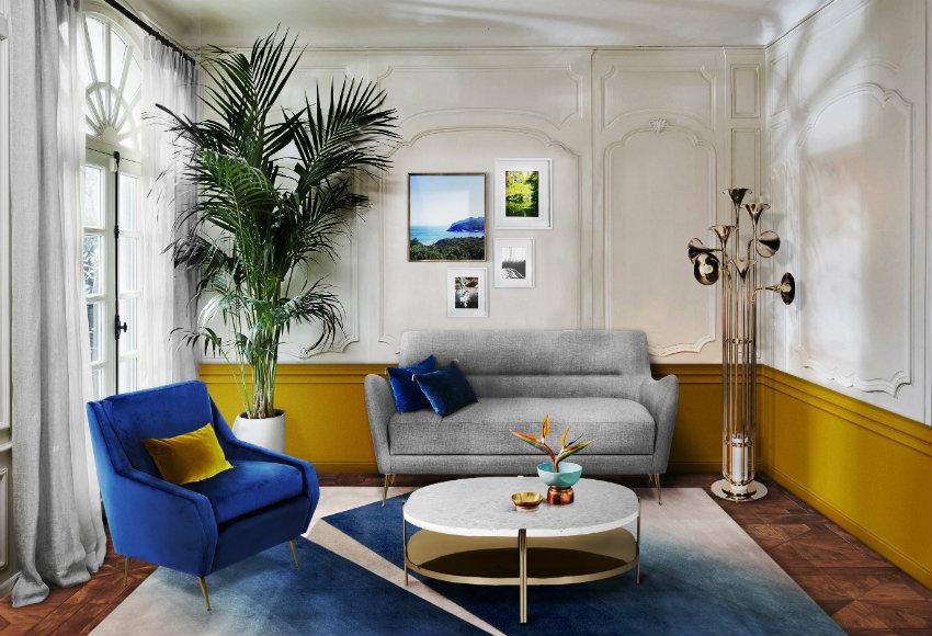 Haus-Dekor Haus-Dekor Inspirationen und Ideen mit Sommer trändige Farben DL Living Room mar17 1 1