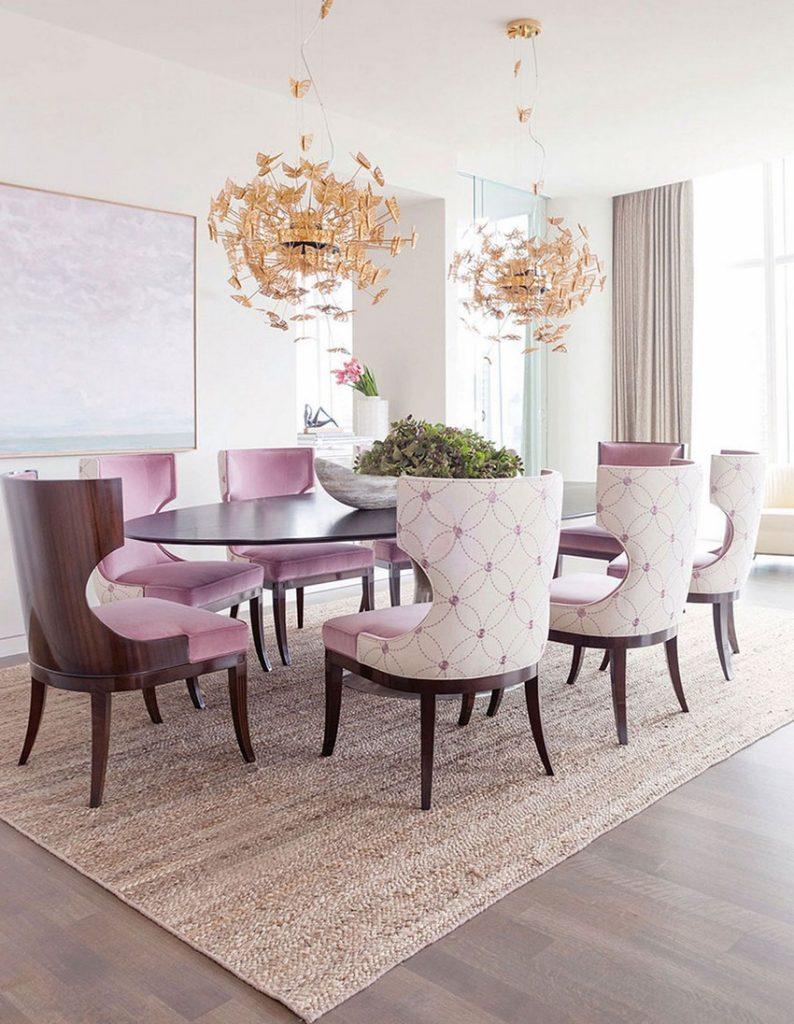 Einrichtung Ideen 25 Luxus Schäbige Schicke Einrichtung Ideen Dining Room Koket 04