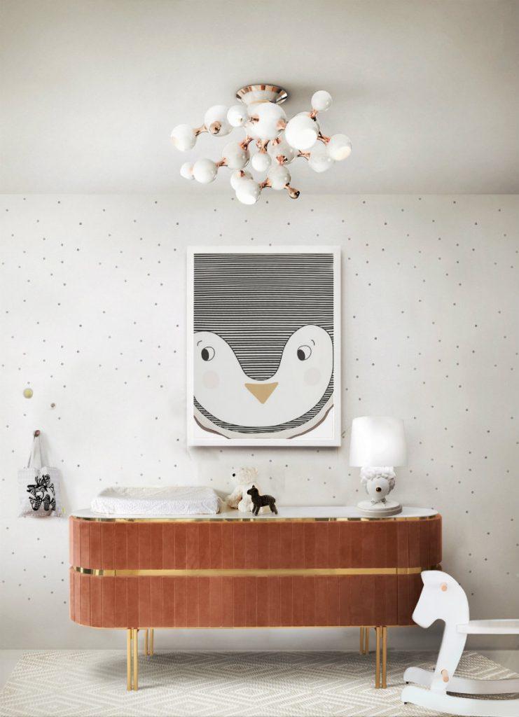 Haus-Dekor Haus-Dekor Inspirationen und Ideen mit Sommer trändige Farben EH Kids Bedroom mar17 1 1