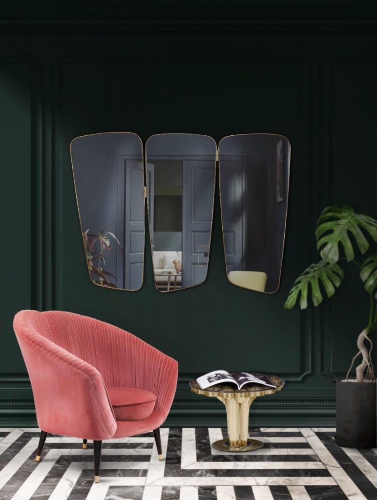 50 Schönsten Stücke für zeitlos Haus-dekor spiegel 50 Schönsten Spiegel für zeitlos Haus-dekor EH Living Room mar17 2 1