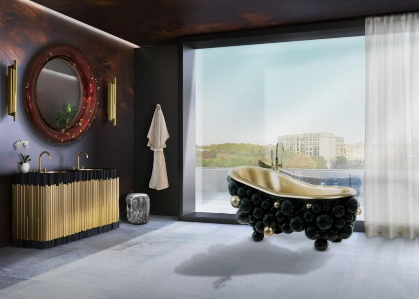 Top Luxus Badezimmer Design Inspirationen | Wohn-DesignTrend | {Luxus badezimmer design 81}