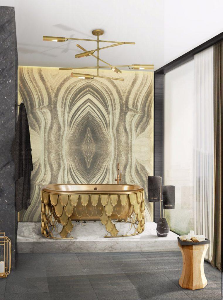 Top Luxus Badezimmer Design Inspirationen | Wohn-DesignTrend | {Luxus badezimmer design 60}