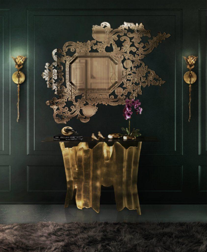 Luxus Konsole 50 Luxus Konsole für atemberaubende Eingangshalle – Teil I KK Hall 1