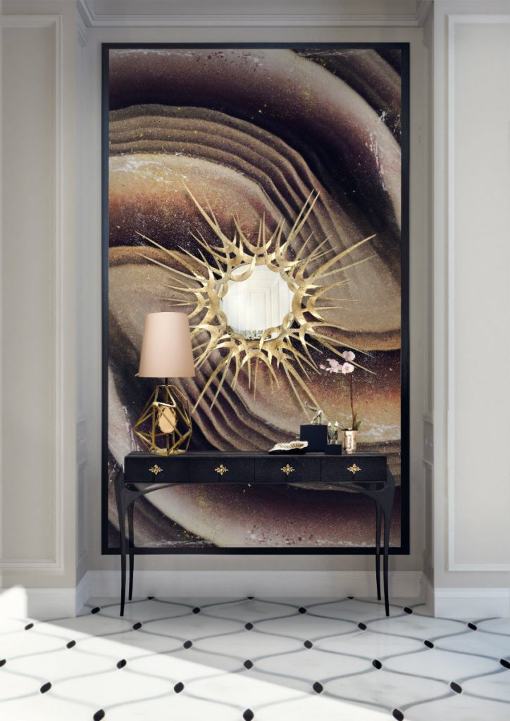 luxus konsole 50 Luxus Konsole für atemberaubende Eingangshalle – Teil II KK Hall 10 2