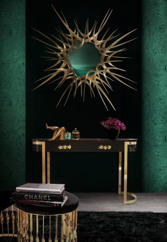 Luxus Konsole 50 Luxus Konsole für atemberaubende Eingangshalle – Teil I KK Hall 5