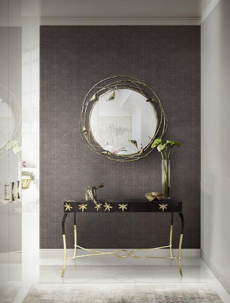 Luxus Konsole 50 Luxus Konsole für atemberaubende Eingangshalle – Teil I KK Hall 8