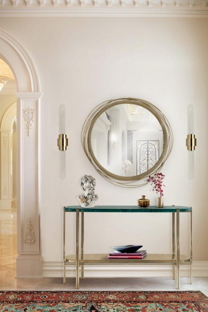 50 Schönsten Stücke für zeitlos Haus-dekor spiegel 50 Schönsten Spiegel für zeitlos Haus-dekor LX Hall mar17 2 3