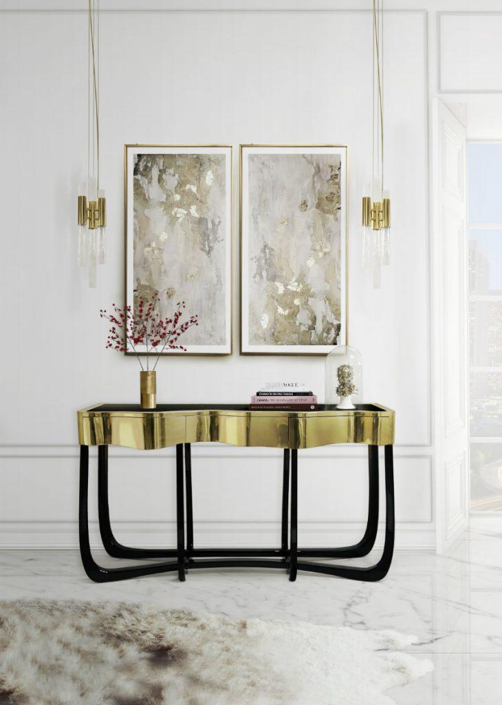 Luxus Konsole 50 Luxus Konsole für atemberaubende Eingangshalle – Teil I LX Hall mar17 3 3