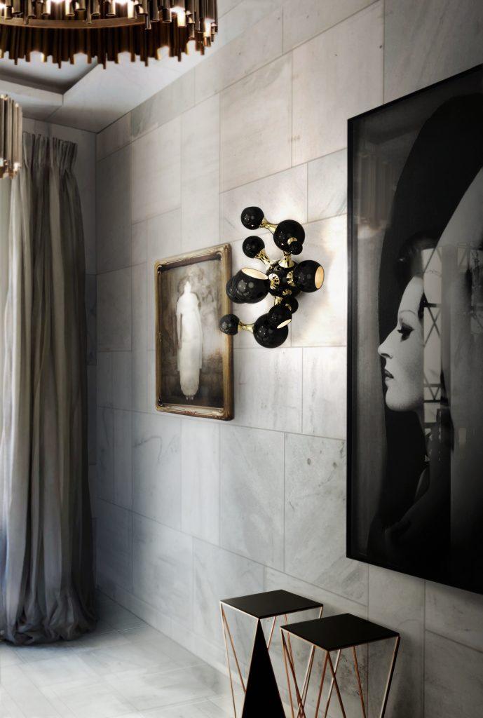 Wandleuchter Einrichtungsideen: atemberaubende Wandleuchter zum einzigartige Dekor atomic wall ambience 01 HR