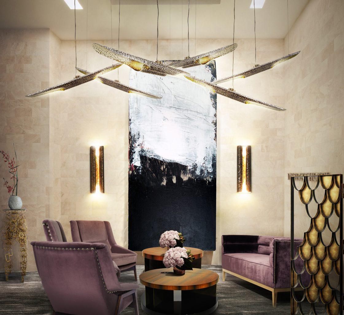 Wandleuchter Einrichtungsideen: atemberaubende Wandleuchter zum einzigartige Dekor brabbu ambience press 64 HR