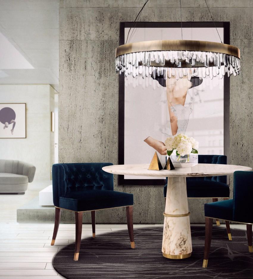 Das perfekte Esszimmer für ein glamouröses Ostern esszimmer Das perfekte Esszimmer für ein glamouröses Ostern brabbu ambience press 81 HR