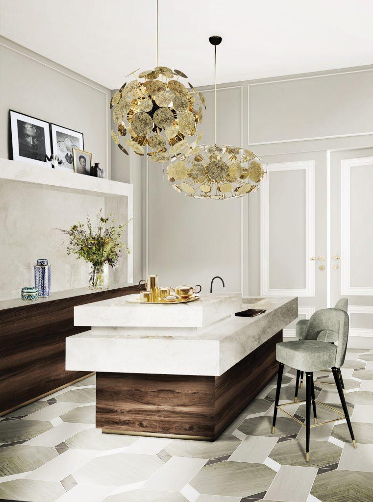 kronleuchter Erleuchten Ihren Sommer mit Luxus Kronleuchter cozinha copy
