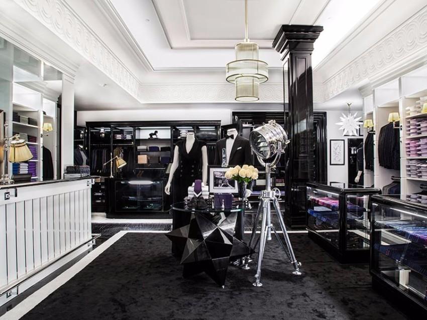 Innenarchitektur luxus  Luxus und Elegante Innenarchitektur Projekte bei Patrick Hellmann ...