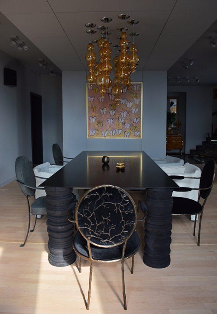 ein glamouröses Ostern esszimmer Das perfekte Esszimmer für ein glamouröses Ostern enchanted dining chair koket projects