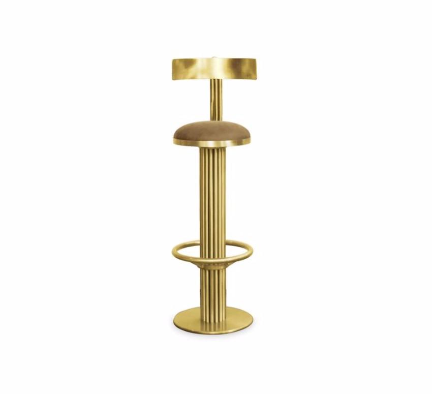 Die beste 10 Luxus goldene Stücke für einen perfekten Sommer luxus Die beste 25 Luxus goldene Stücke für einen perfekten Sommer kelly bar chair detail 05