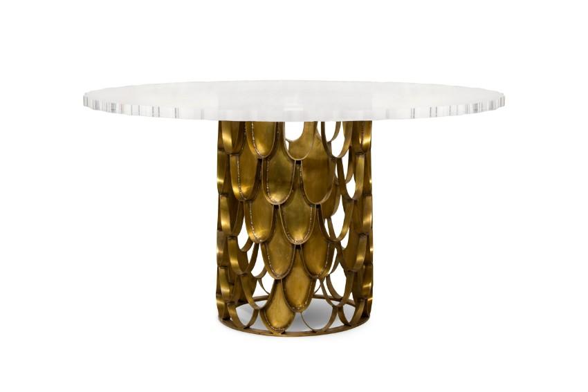 Entdecken Sie diese Familie KOI-Tische Entdecken Sie die KOI-Tische Familie koi dining table 1 HR