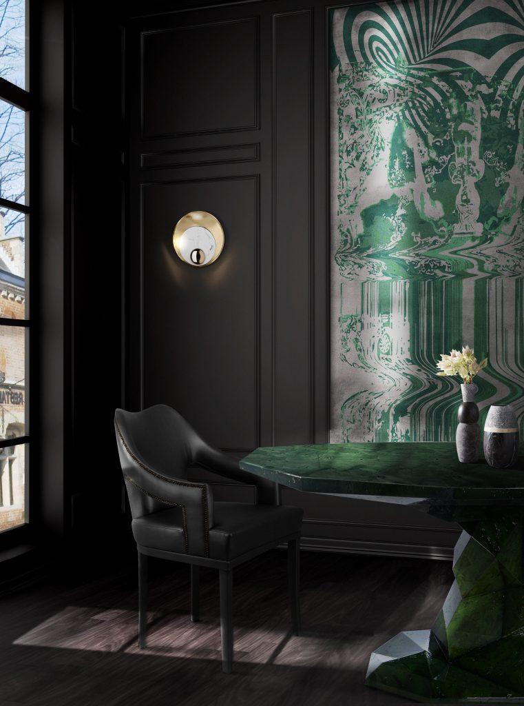 Wandleuchter Einrichtungsideen: atemberaubende Wandleuchter zum einzigartige Dekor metamorphosis sconces hr 01