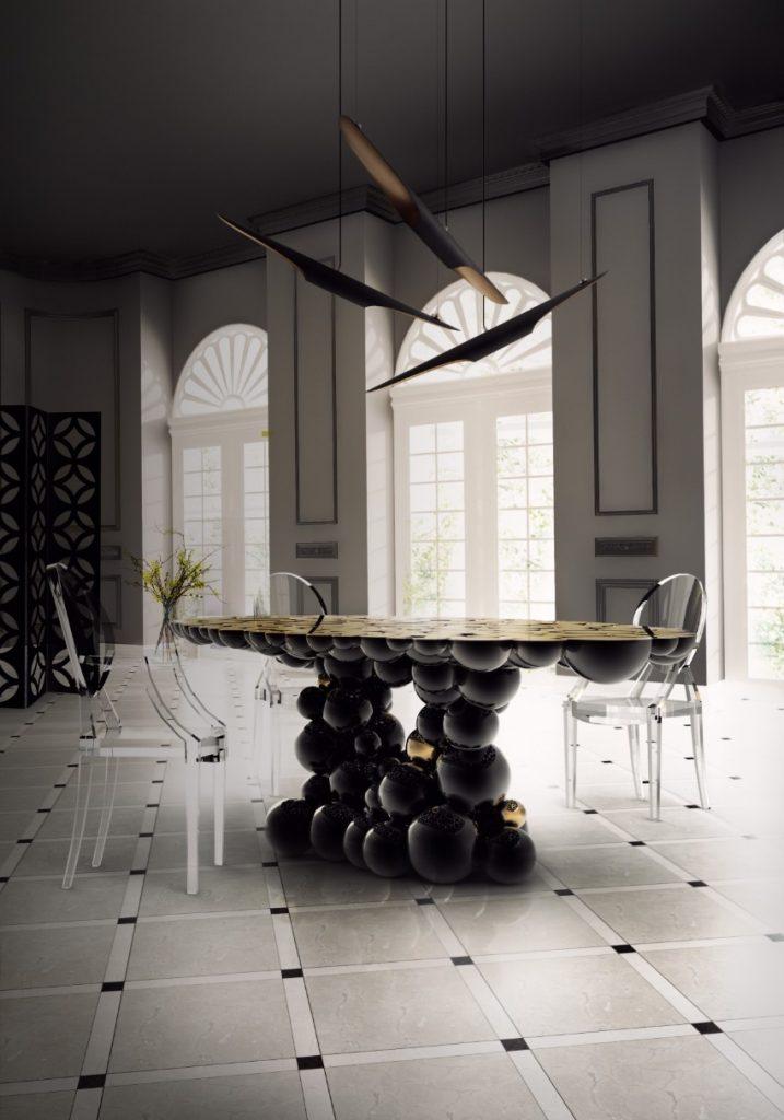 ein glamouröses Ostern esszimmer Das perfekte Esszimmer für ein glamouröses Ostern newton