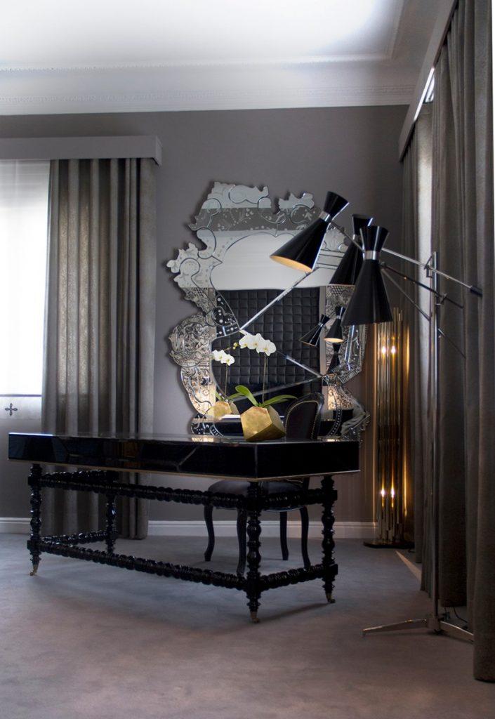 Büro design ideen  Top 25 Erstaunliche Büro Design Inspirationen und Ideen | Wohn ...