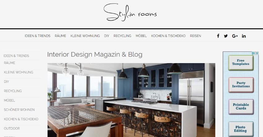 innenarchitektur blog. Black Bedroom Furniture Sets. Home Design Ideas
