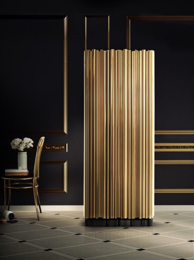 Luxus-Gold und schwarze Möbel für moderne Interiors moderne Interiors Luxus-Gold und schwarze Möbel für moderne Interiors 3