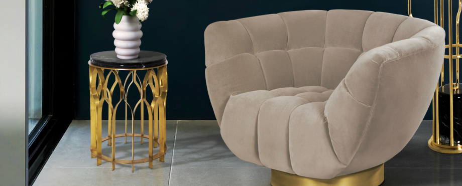 Top 10 Samt Sessel für den perfekten Herbst