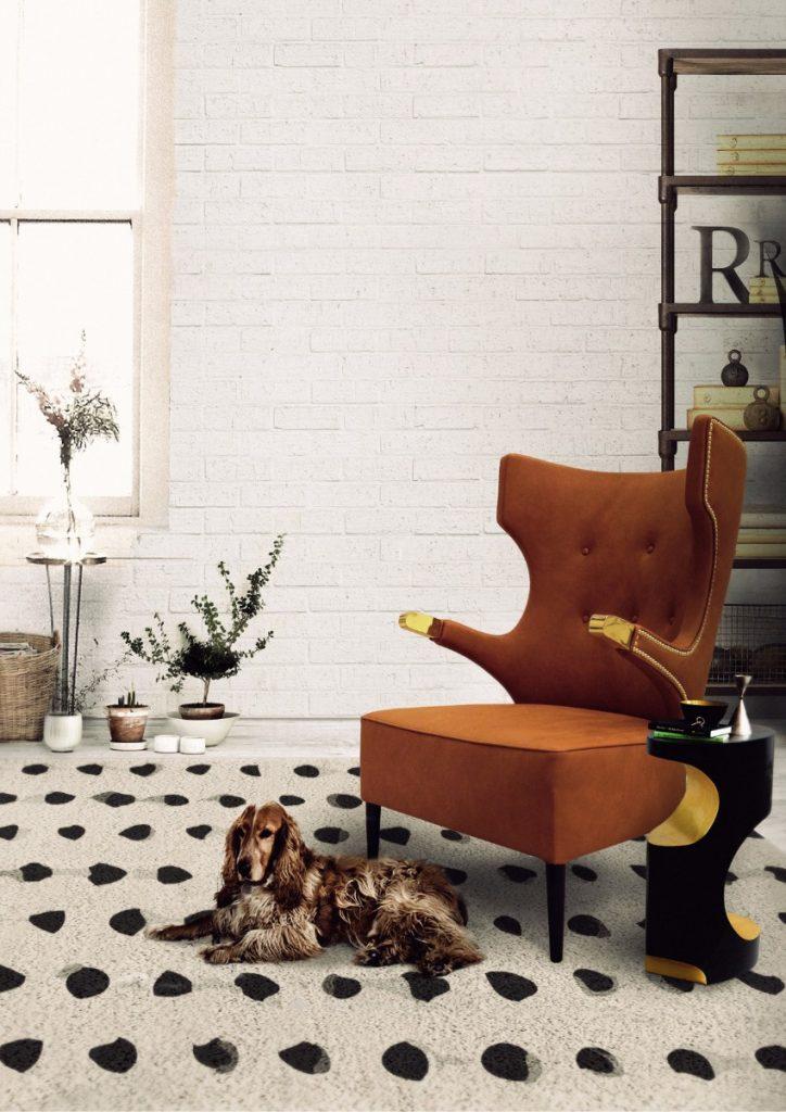 Top 10 Samt Sessel für den perfekten Herbst samt sessel Top 10 Samt Sessel für den perfekten Herbst BB Living Room 9 1
