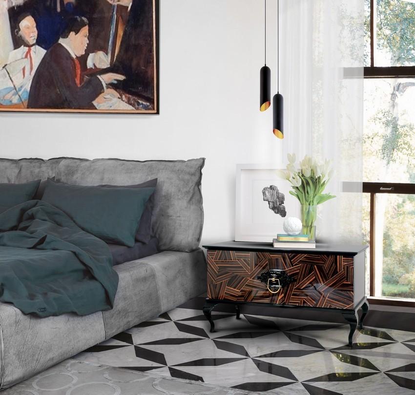 Luxuriöses Schlafzimmer Sommertrends | Wohn-DesignTrend