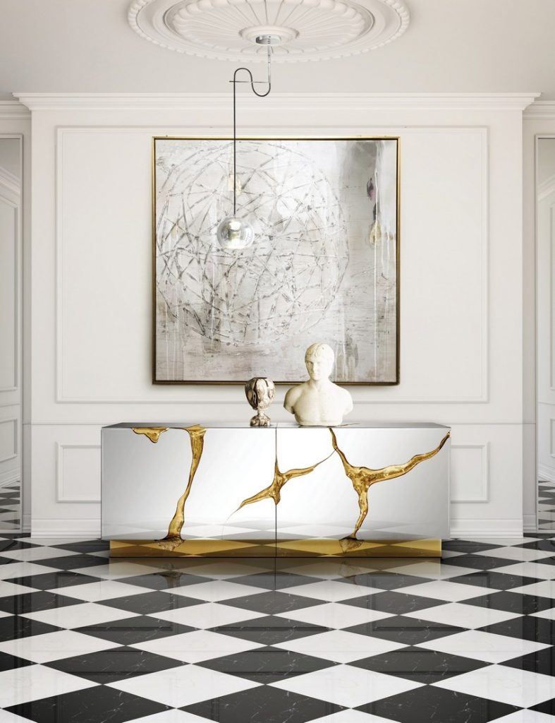 wohn design Top 50 Einrichtungs-Tipps für ein luxuriöses Wohn Design - Teil I BL Hall 13