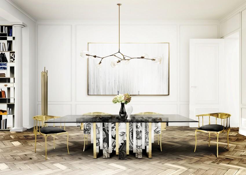 sommer Beste 10 Luxus Dekoideen für einen erfrischenden Sommer BL Project Paris Apartment 8